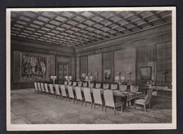 DR Berlin Reichskanzlei Kabinettsitzungssaal - Karte2 - Weltkrieg 1939-45