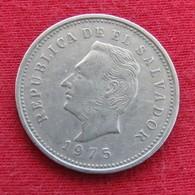 El Salvador 5 Centavos 1975 KM# 149 - El Salvador