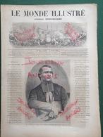 1862 Mgr De La TOUR D'AUVERGNE NOUVEL ARCHEVÊQUE DE BOURGES - Journaux - Quotidiens