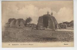 AFRIQUE - MALI - BAMAKO - Les Fours à Briques - Mali