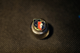 """Pin's-"""" Genoa Foutball Club Grifone"""" La Foto Non Rende La Vera Bellezza Dello Stemma Distintivo-Integro E Completo- - Pin's"""