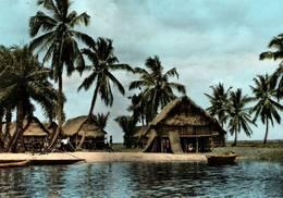CPSM - DAHOMEY - Cité Lacustre - GANVIE - Dahomey