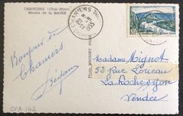 CPA142 Chaniers Charente Inférieure Moulin De La Baine T Les Andelys Chaniers 12/8/1955 - France