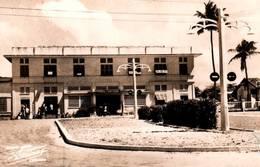 CPA - DAHOMEY - COTONOU - La Gare - Dahomey
