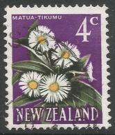 New Zealand. 1967 Decimal Currency. 4c Used. SG 850 - New Zealand