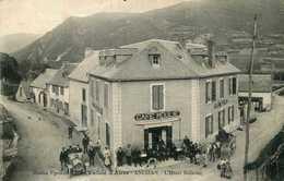 ANCIZAN  = L'Hotel Bellevue (café Moulié)  725 - France