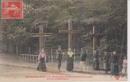 Clichy Sous Bois Pélérinage De ND Des Anges Groupe De Mendiants - Clichy Sous Bois