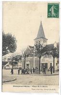 CHAMPS SUR MARNE - Place De La Mairie - Unclassified