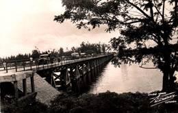 CPA - DAHOMEY - COTONOU - Pont Sur La Lagune - Dahomey