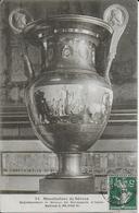 3 Cpa Manufacture De SEVRES-92-Vase:le Retour De Bonaparte Estimé 48000Fr-La Bastille Et Cassolette Des 4 Saisons - Missions