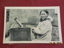 CPSM - Alaska - L'Organiste De Mary's Igloo - Postcards