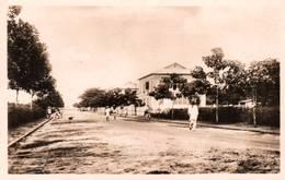 CPA - DAHOMEY - PORTO-NOVO - Quartier Résidentiel - Dahomey