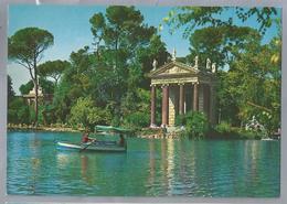 IT. ROMA. ROME. Villa Borgheze - Il Laghetto. Little Lacke. Le Petit Lac. Der See. - Roma (Rome)