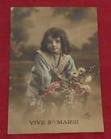 Vive Ste Marie  :: Prénoms :::: Portrait - Enfant - Fleurs   ---------- 500 - Firstnames