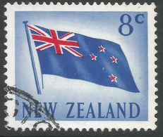 New Zealand. 1967 Decimal Currency. 8c Used. SG 854 - New Zealand