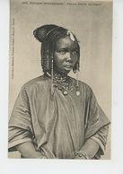 """ETHNIQUES ET CULTURES - AFRIQUE OCCIDENTALE - SENEGAL - Femme """"PEULHE  DU CAYOR """" - Afrique"""