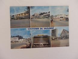 Souvenir De Yaoundé. - Cameroon