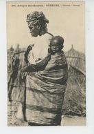 """ETHNIQUES ET CULTURES - AFRIQUE OCCIDENTALE - SENEGAL - Femme """"OUOLOF """" - Afrique"""