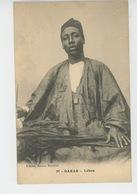 """ETHNIQUES ET CULTURES - AFRIQUE OCCIDENTALE - SENEGAL - DAKAR - """"LÉBOU """" - Afrique"""