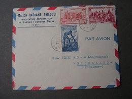 Afrika Cv.  Dakar - A.O.F. (1934-1959)