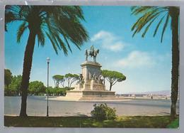 IT. ROMA. ROME. Gianicolo Monumento A Garibaldi. - Roma (Rome)