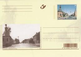 BELGIQUE - CP ENTIER POSTAL 2007 - VUE DE WESTMALLE - ANTWERPSESTEENWEG / 1 - Enteros Postales