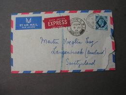 GB Express Cv. 1954 - 1952-.... (Elizabeth II)