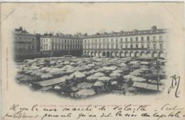 CPA Dept 31 TOULOUSE Dos 1900 Marche - Toulouse