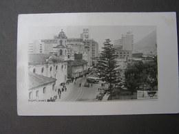 Kolumbia Bogota , Old Card - Kolumbien