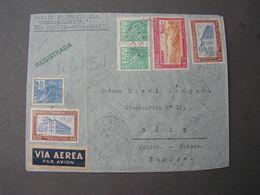 Brasil , Fligt Cv. 1946 - Briefe U. Dokumente