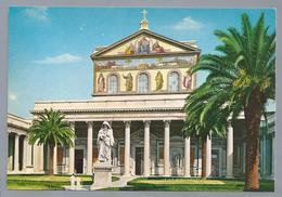 IT. ROMA. ROME. Basilica Di S. Paolo. St. Paul's Basilica. Basilique De St. Paul. - Roma (Rome)