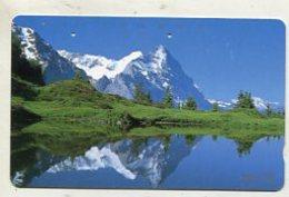 TK 07135 JAPAN - 110-068 Landscape - Montagnes
