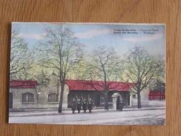 BEVERLOO Wachtpost Corps De Garde Animée Caserne Camp Militaire Limburg Limbourg Belgique Carte Postale - Beringen