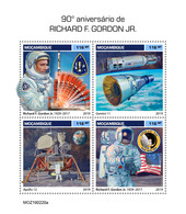 MOZAMBIQUE 2019 - RF Gordon, Space. Official Issue - Space