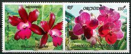 Wallis, N° 837 à N°838** Y Et T - Wallis-Et-Futuna