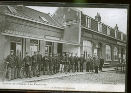 DOUANIERS CP AFFRANCHIES             JLM - Douane