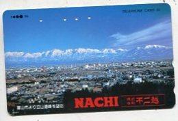 TK 07151 JAPAN - 110-011 Landscape - Mountains