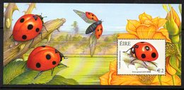 Ireland 2003 Beetles MS, MNH, SG 1581 - Nuevos