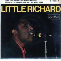 Disque De Little Richard - True, Fine Mama - London RE-U 10.167 - 1965 - - Rock