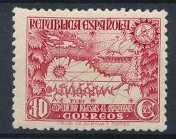 España 1935. Expedicion Al Amazonas. Ed 694. MNH. **. - 1931-Hoy: 2ª República - ... Juan Carlos I