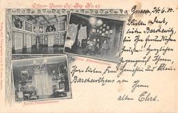 CPA - Pologne - Poland, GNIEZNO / GNESEN  ????, Offizier Casino Inf Reg No 49 - Polonia