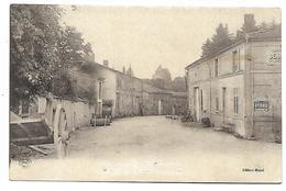 MUSSEY - Prise De La Rue Des Dames,  En Haut L'Eglise Et Son Cimetière - Ohne Zuordnung