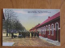 BEVERLOO Blok Kamp Van Het Voetvolk Bloc Camp D'Infanterie Animée Militaire Limburg Limbourg Belgique Carte Postale - Beringen