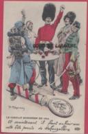 ILLUSTRATEUR---REGAMEY---Le Conflit Europeen En 1914--Et Maintenant Il Faut En Finir Avec Cette Bete Puante.. - Patriottisch