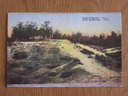 BEVERLOO Duinen Dunes Caserne Militaire Limburg Limbourg Belgique Carte Postale - Beringen
