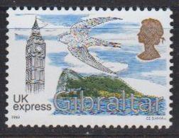 Gibraltar 2003 UK Express 1v ** Mnh (42772A) - Gibilterra