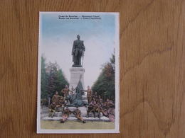 BEVERLOO Chazal Standbeeld Monument Chazal Animée Caserne Militaire Limburg Limbourg Belgique Carte Postale - Beringen