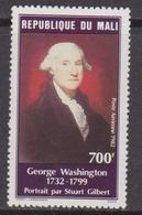 Mali - 1982-Air-George Washington MNH - George Washington