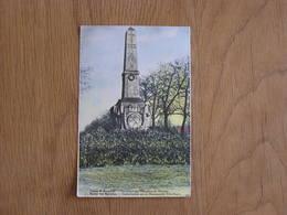 BEVERLOO Gedenkteeken Aan De Mexicaansche Monument Aux Volontaires Du Mexique Limburg Limbourg Belgique Carte Postale - Beringen