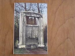 BEVERLOO Gedenkteeken Monument Caserne Kazerne Camp Kamp Limburg Limbourg Belgique Carte Postale - Beringen